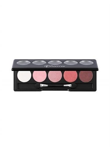 Flormar Color Palette Eyeshadow Gül Kurusu Göz Farı  006 Renkli